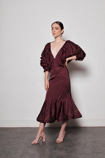 """""""Caléndula"""" dress"""