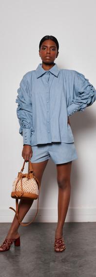Acacia Shirt - Lavana Short