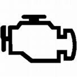 engine management symbol