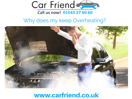 Why Does My Car Overheat?