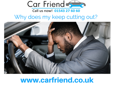 Why Does My Car Keep Cutting Out?