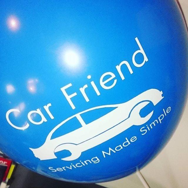 Car Friend Logo