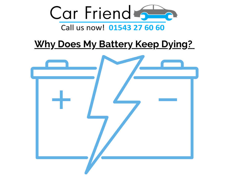 Common reasons for car battery failure