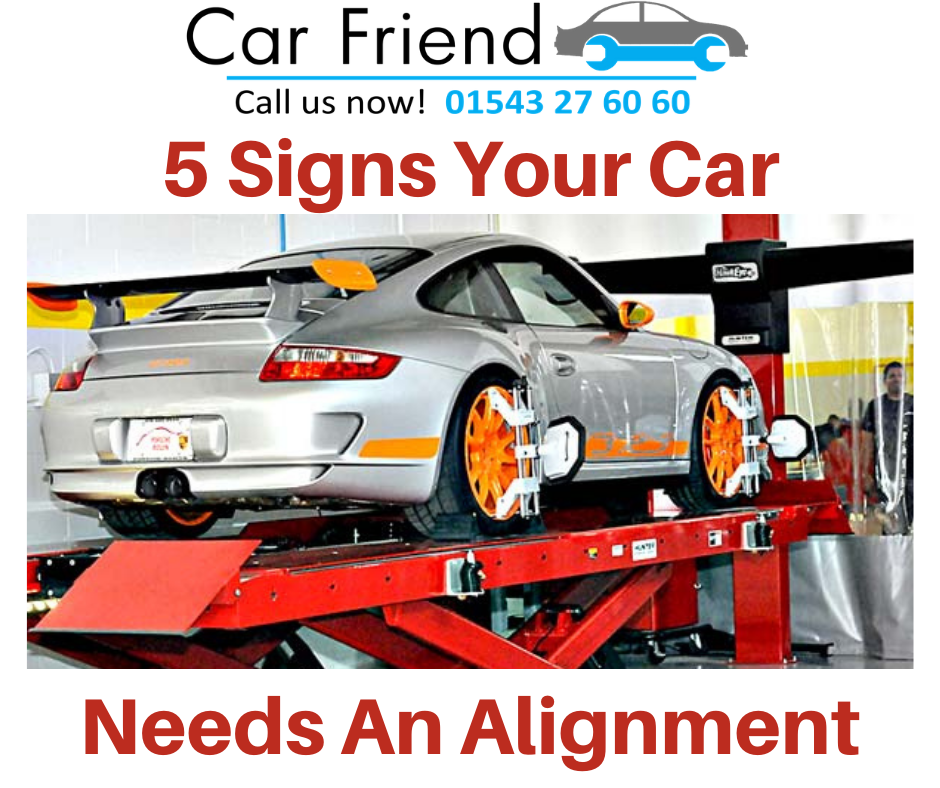 car tracking & alignment services explained