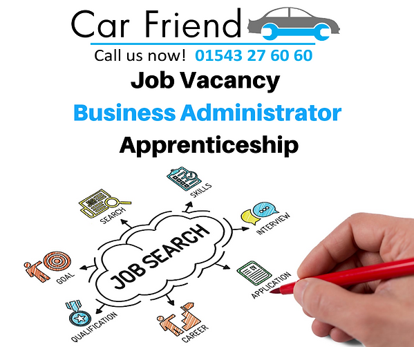Job vacancy Business Administrator