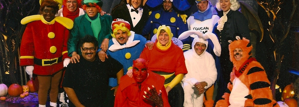 Jimmy Kimmel Halloween