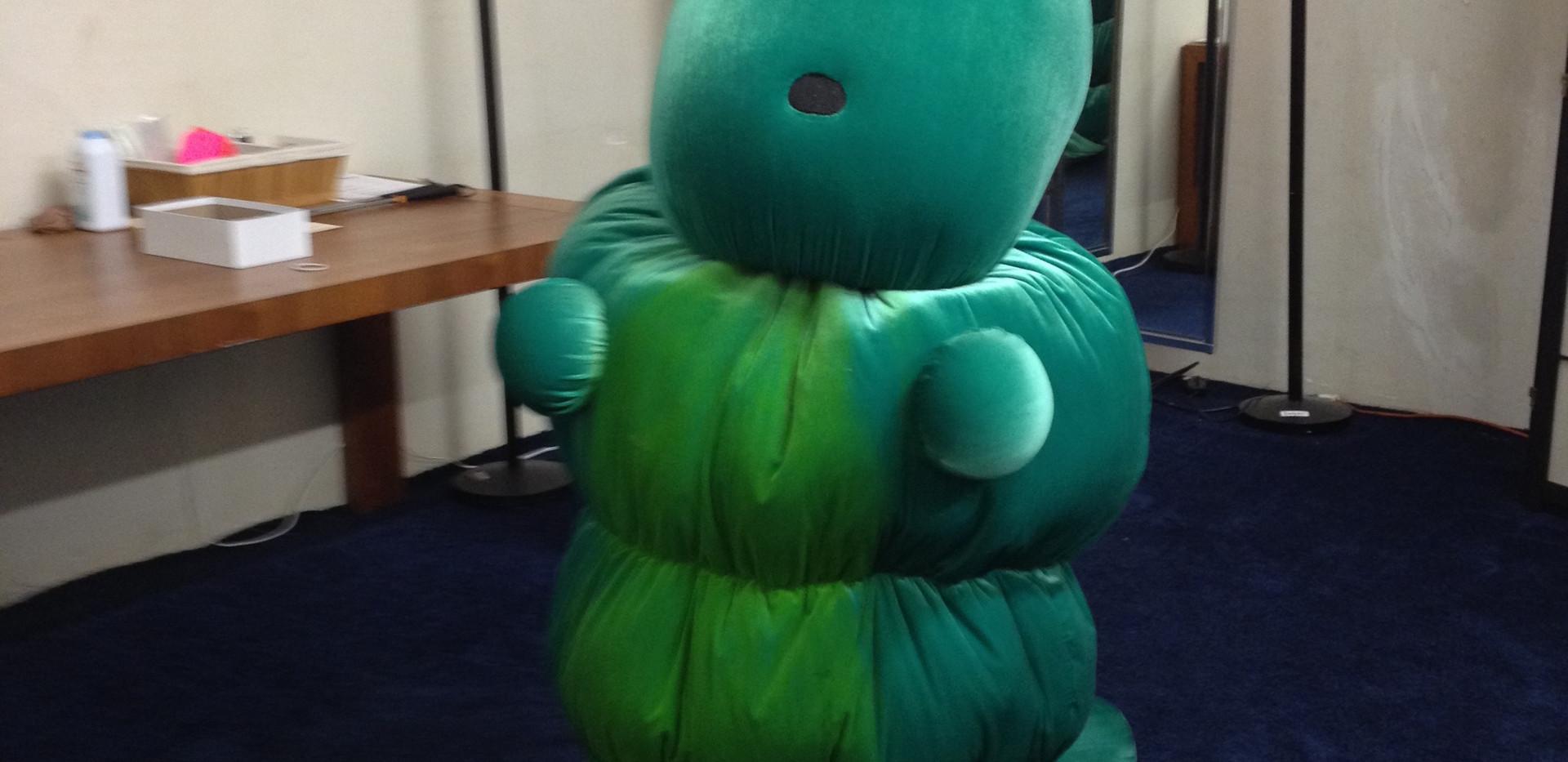 Mascots Worm