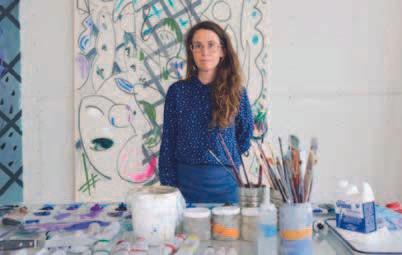 Laura Owens & Vincent Van Gogh 16 mai / 18 octobre 2020