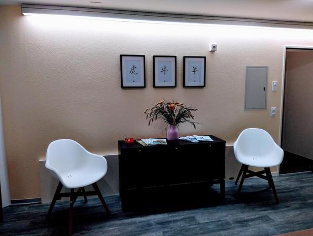 Warteraum / Waiting room