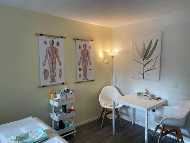 Behandlungsraum I / Treatment room I