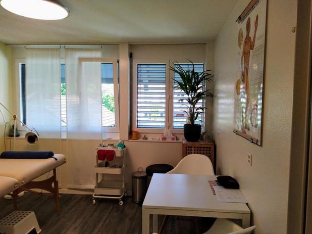Behandlungsraum II / Treatment room II