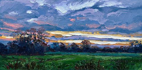 Nightfall, Water Meadows