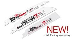 Morse Blades Advertising