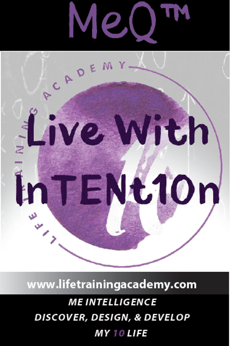 Live With InTENt10n Journal