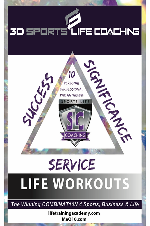 Sports Life Coaching Playbook
