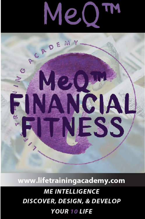 MeQ™ Financial Fitness Playbook