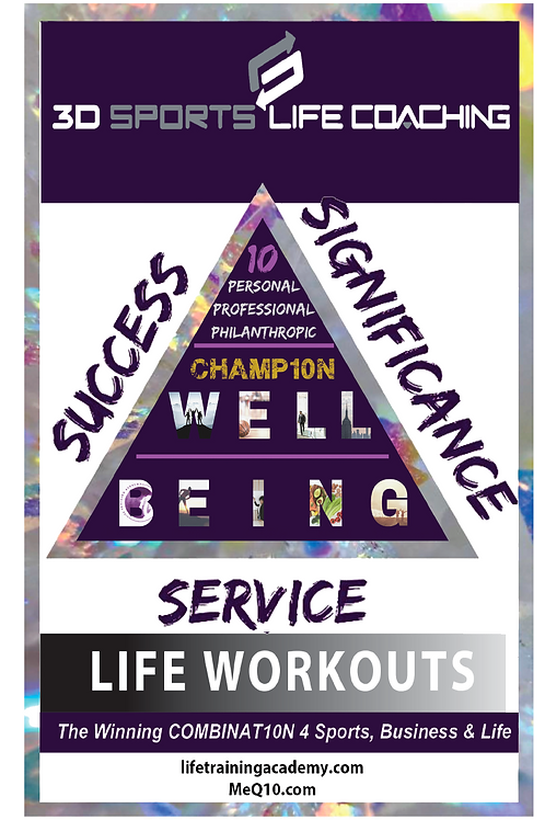 CHAMP10N Wellbeing Playbook
