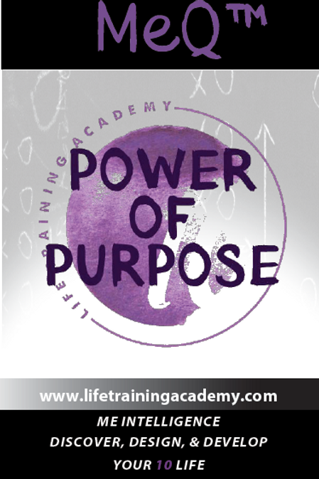 MeQ™: Power of Purpose Playbook