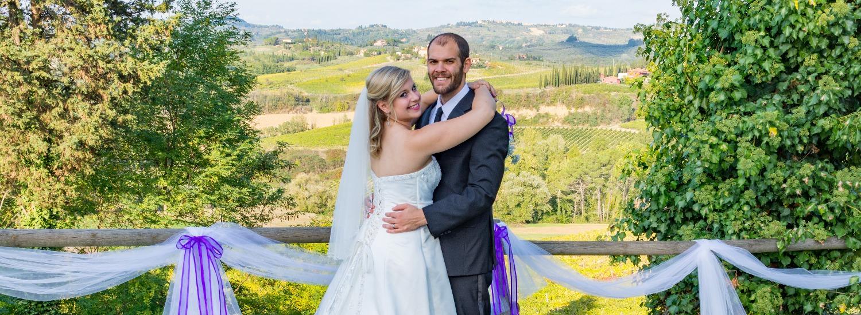 Wedding at Totally Tuscany Villas