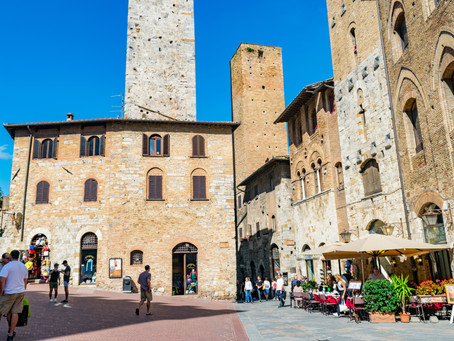 Journey Back in Time to the Old-World Town of San Gimignano!