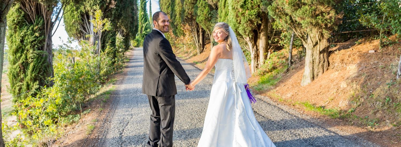 Alyssa & Kyle - Road to Il Palazzo