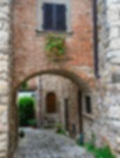 Quaint Walled Town