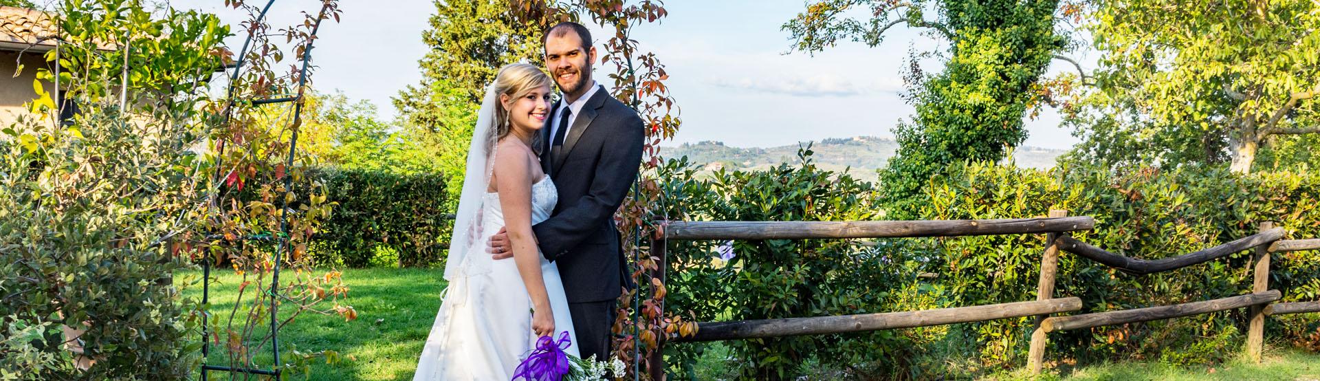 Wedding Arbor-Totally Tuscany Villas