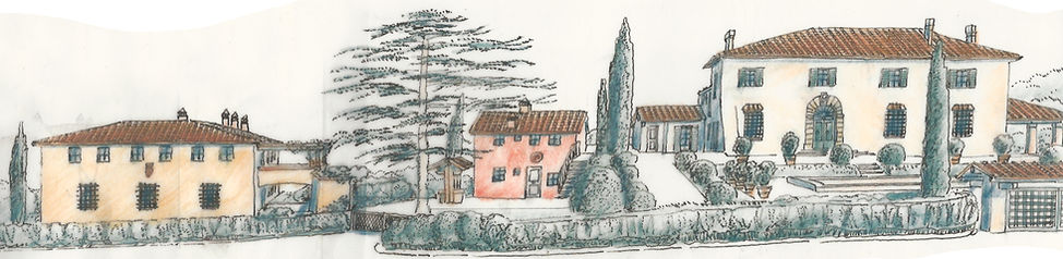 Illustration of Totally Tuscany Vills