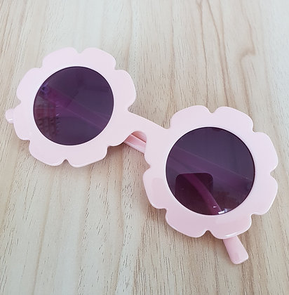 Daisy Sunglasses - Peach