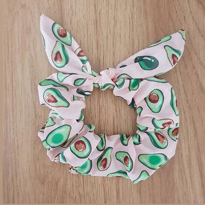 Avo Bow Scrunchie