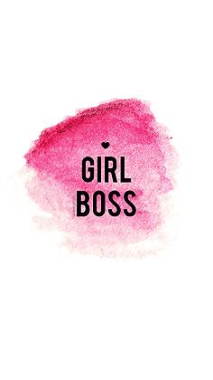 """Girl Boss"" Mug"