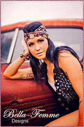 "Bella-Femme 'Katrina"" Headband"