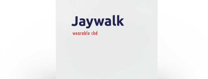 Jaywalk - Wearable 40mg CBD Patches