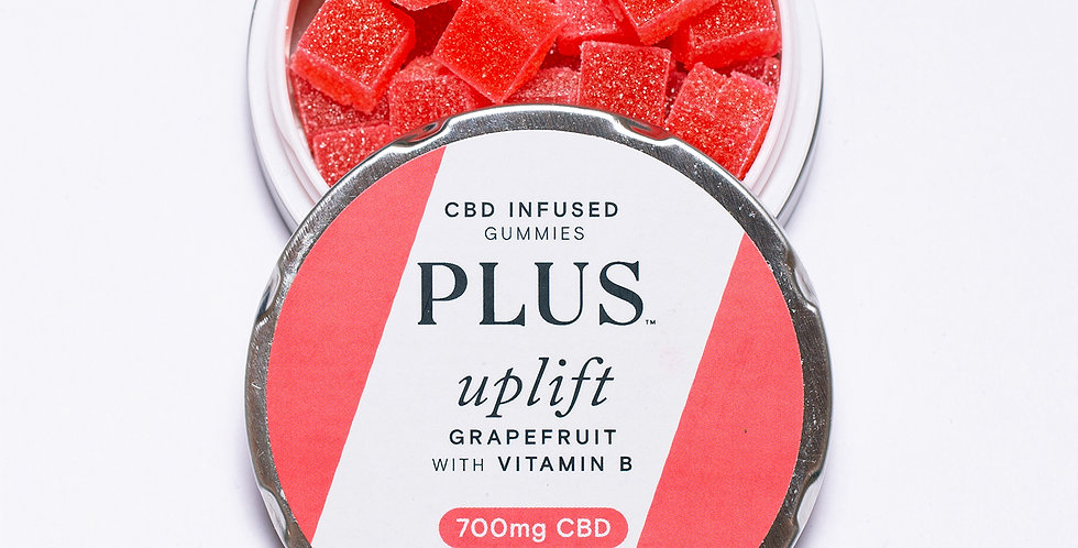 Plus - Uplift 700mg CBD Gummies