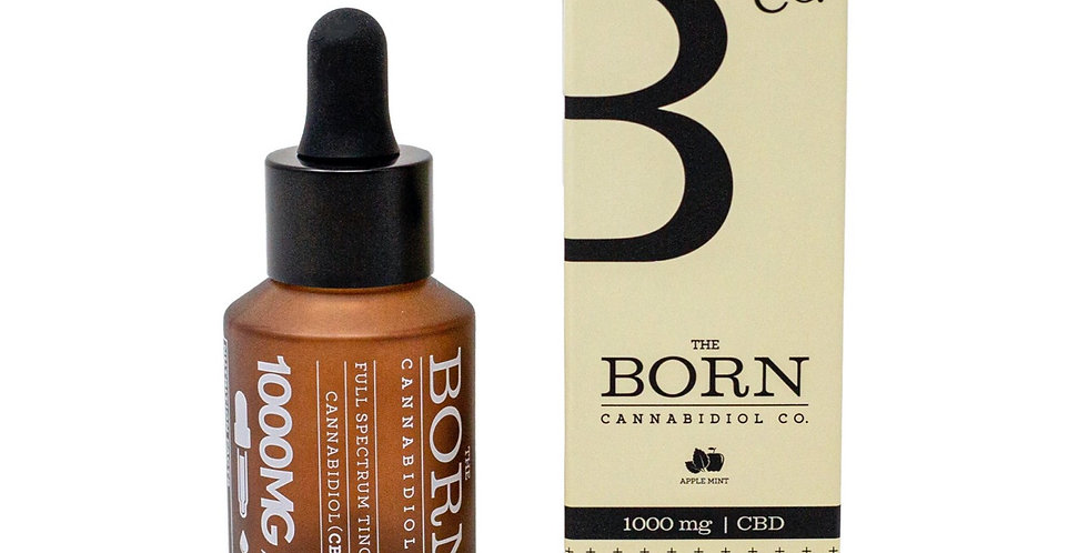 Born CBD - 1000mg CBD Tincture