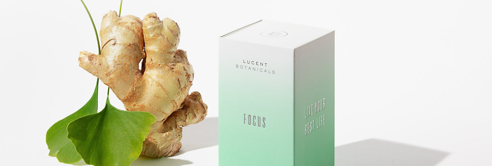 Focus CBD Mints - Lucent Botanicals
