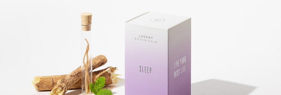 Sleep CBD Mints - Lucent Botanicals