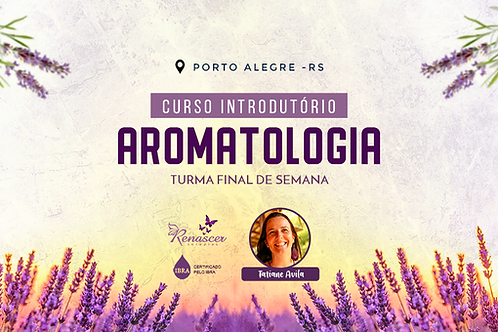 Curso Introdutório de Aromatologia