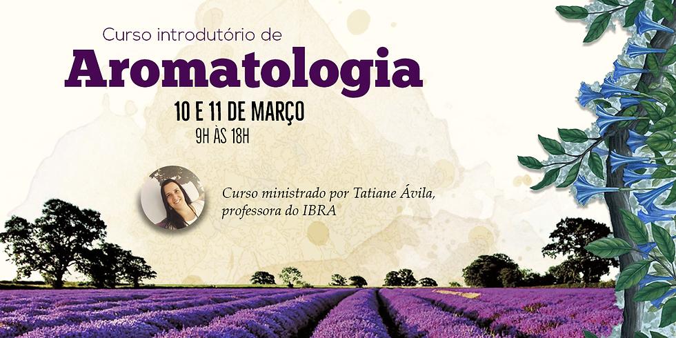 Curso Introdutório em Aromatologia