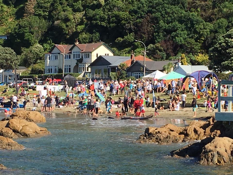 Worser Bay Beach Carnival