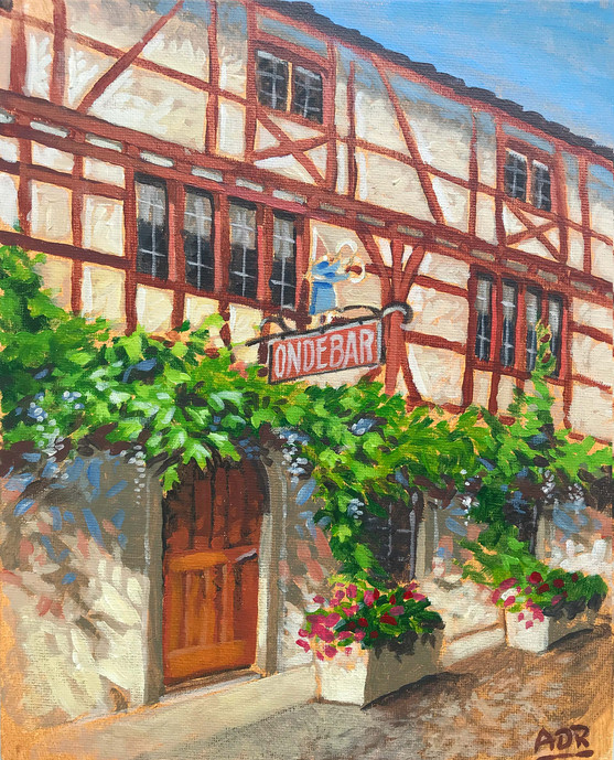 Stein am Rein - Little Shop (study)
