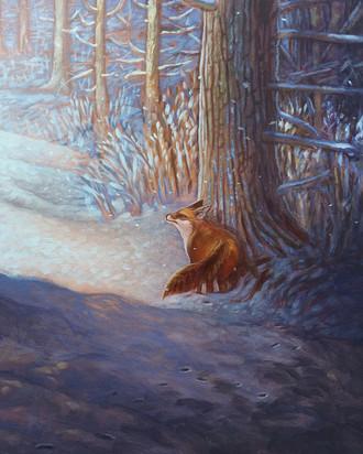 The Fox II (Detail)