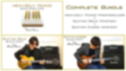 Piano and Guitar Complete Bundle 1920 x