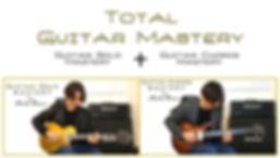 Total Guitar Mastery Teachable Logo 1920