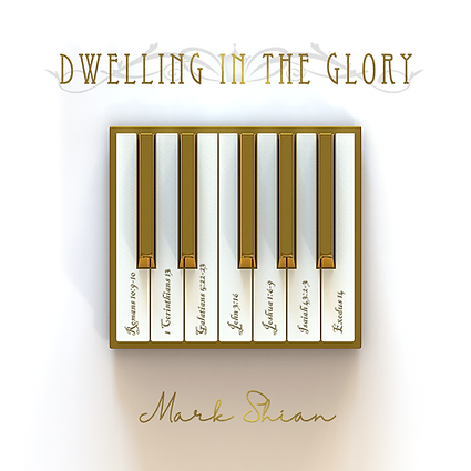 Dwelling in the Glory - CD Cover - CD Ba