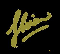 Shian Signature - Gold Transparent.png