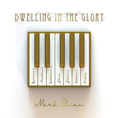 Dwelling in the Glory - CD Cover - Front