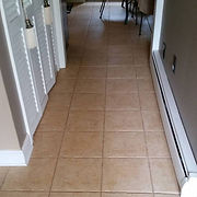 Residential Tile& Grout Cleaning