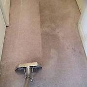 Carpet cleaning, high traffic area