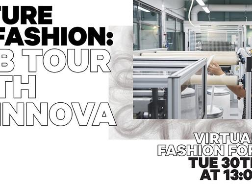 Virtual Lab Tour with Spinnova